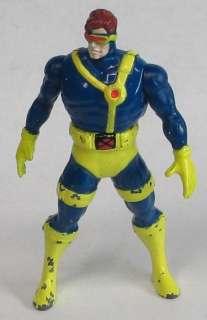 CYCLOPS X Men Steel Mutants Marvel 1994 Toy Biz