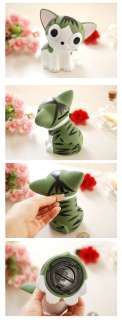 CAT COIN BANK smile kitty saving box great decoration gift