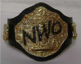 World action figure Painted Belt WWE Mattel Legends Hogan Sting Giant