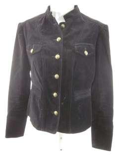 MICHAEL MICHAEL KORS Black Long Sleeve Blazer Sz 6P