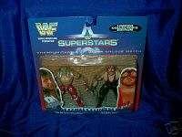 Shawn Michaels,Vader,Wrestling figures,Jakks,WWE,Rare,Exclusive