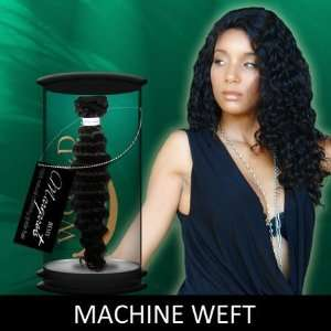 22 inch Deep Wave Texture Machine Weft: Health & Personal Care