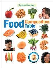 Food Composition Table, (032166793X), Pearson Education, Textbooks