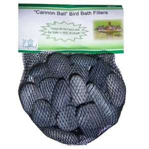 Cannonball River Rock Bird Bath Fillers   Rocks to Any Bird Bath, More