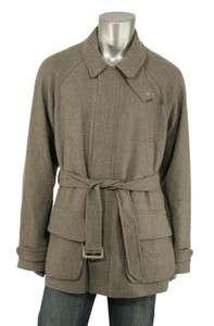 Ralph Lauren Purple Label Gray Wool Jacket Coat M New $3995