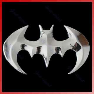 New Car Truck Metal Badge Emblem Decal Decoration 3D Sticker Bat Shape