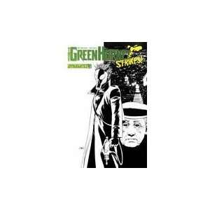 Green Hornet Strikes #4 Comic Brett Matthews Books