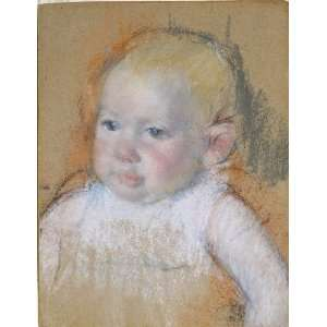 Mary Stevenson Cassatt   24 x 32 inches   Baby Charles: Home & Kitchen