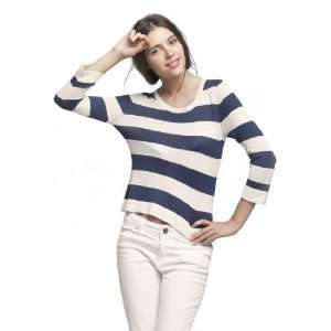 New Style Fashion Long sleeved Round Neck Sweater Knit Sweater Women