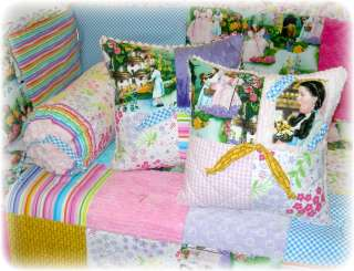 Wizard of Oz rainbow chenille baby girl bedding set
