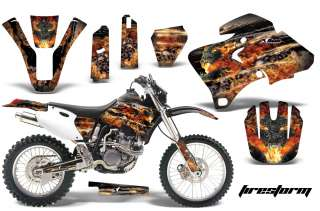 AMR RACING MOTORCROSS GRAPHIC STICKER MX KIT YAMAHA WR 250F 426F 400F