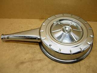 1960s GM CHEVY 409 PONTIAC OLDS BUICK 4BBL AIR CLEANER