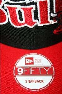New Era 9FIFTY Chicago Bulls Snapback Hat Windy City