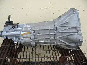 Mustang Standard T 45 Transmission 5 Speed Manual No Core 1996 1997