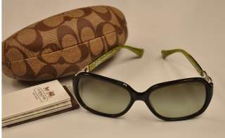 HC 8019 L007 Beatrice Sunglasses 5036/8E (Dark Olive) 58 16 135 2N