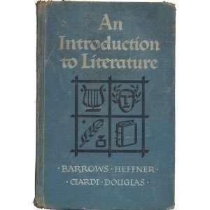 of Prose Herbert, Heffner, Hubert, & Ciardi, John Barrows Books