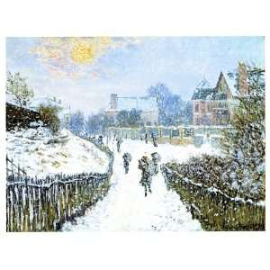 St. Denis   Claude Monet (Holiday Boxed Cards) (9780735310643) Books