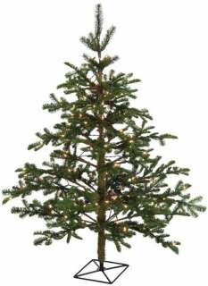 American Pine Miniature Pre Lit Christmas Tree