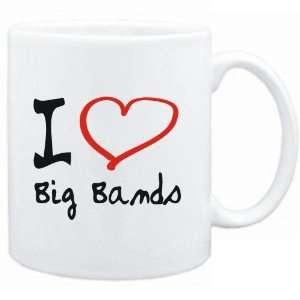 Mug White  I LOVE Big Bands  Music