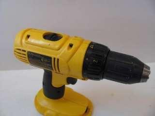 DeWalt DC759 18V 1/2 Cordless Drill Driver Power Tool Set 7162