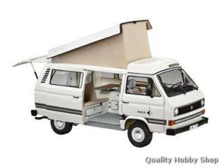 Revell 1/25 VW T3 Westfalia Joker Camper Van kit#7344
