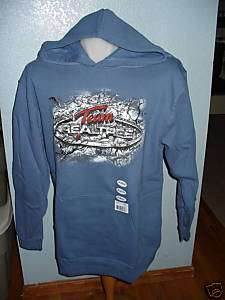 Hooded/Hoodie Sweatshirt Duck Deer Archery Hunting Medium NWT