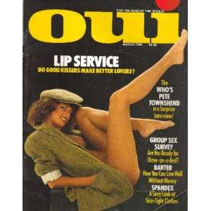 Magazine March 1980 (Oui Magazine, March 1980): Richard Cramer: Books