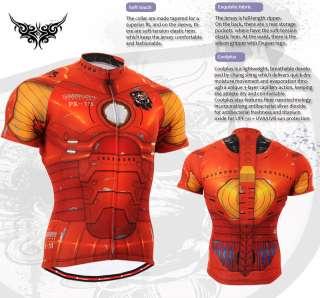 mens Cycling bike bicycle shirt shortsleeve top gear cyclist jersey S