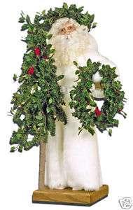 Ditz Designs 27Father White Christmas III Santa Tree