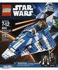 Star Wars   LEGO Plo Koons Jedi Starfighter Set # 8093
