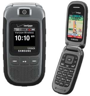 RB SAMSUNG CONVOY SCH  U640 GRAY VERIZON CDMA PHONE 635753479911