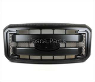 NEW OEM FRONT GRILLE 2011 2012 FORD SUPER DUTY #BC3Z 8200 G