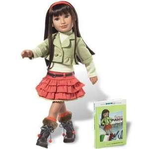 Gia from Italy Doll by Karito Kids: Toys & Games