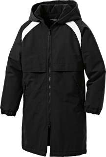 Sport Tek   Waterproof Long Team Parka Coat. JST80.