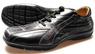New FENNIX Italy Alligator Driving Shoes 9.5 NIB $995!