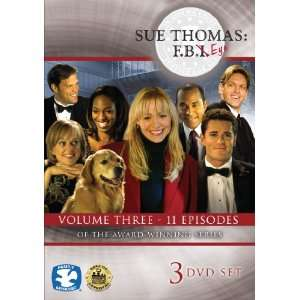 Sue Thomas F.B.Eye Volume 3 Deanne Bray Movies & TV