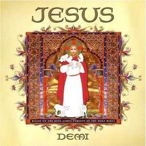 Jesus [Hardcover] Demi Books