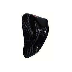 06 09 YAMAHA YZ450F LIGHTSPEED ENGINE GUARD   RIGHT