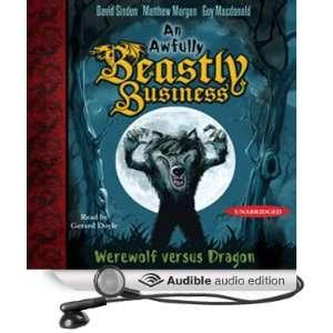 Audio Edition) David Sinden, Matthew Morgan, Gerard Doyle Books