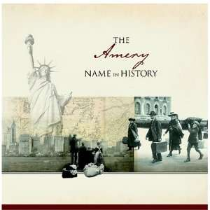 Start reading The Amery Name in History on your Kindle in under a