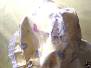 ADULT BABY SISSY MOP PRAIRIE BONNET  BOYDS BEARS