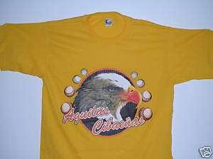 Las Aguilas Cibaeñas T shirt.Dominican baseball.New.M