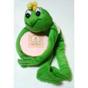 Valentines Day Frog with Bath Fizz Toys & Games