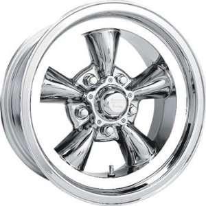 American Racing Vintage Torq Thrust D 15x4.5 Chrome Wheel / Rim 5x4.5