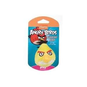 3 PACK ANGRY BIRDS RUNNING BIRD CAT TOY, Color: MULTI
