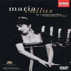 Covent Garden 1962, 1964: Don Carlo, Carm: Maria Callas: Movies & TV