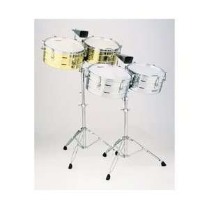 Lp Matador Timbales Brushed Nickel Musical Instruments