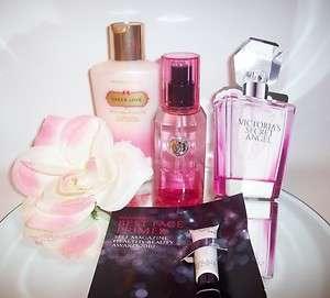 Victorias Secret Bombshell Mist Sheer Love Body Lotion Makeup Primer