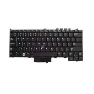 New US Layout Black Keyboard for Dell Latitude Laptop