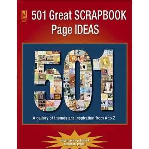 501 Great Scrapbook Page Ideas (9781892127525): Memory Makers: Books